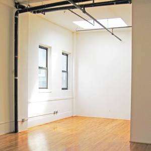 southern exposure in loft 4I at 318 grand street