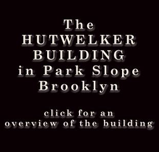 the HUTWELKER BUILDING